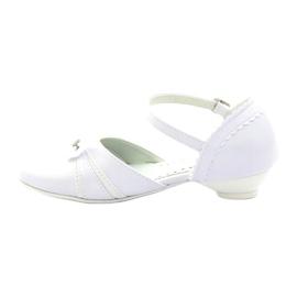 Kohteliaisuus balleriinien ehtoollinen Miko 702 valkoinen 2