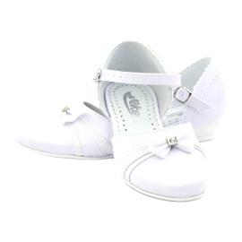 Kohteliaisuus balleriinien ehtoollinen Miko 702 valkoinen 3