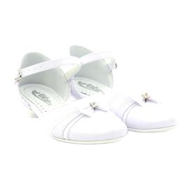 Kohteliaisuus balleriinien ehtoollinen Miko 702 valkoinen 4